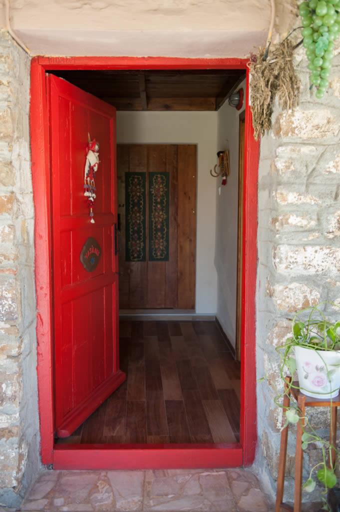 Puertas r sticas de entrada mucha tradici n - Puertas entrada rusticas ...