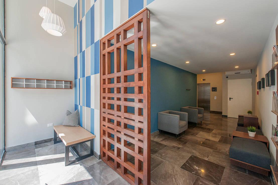 Decoraci n de interiores de departamentos modernos for Adornos para departamentos modernos