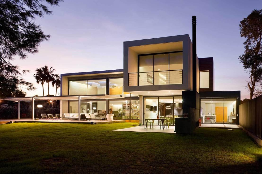 10 fabulosas casas marca espa a - Casas sostenibles espana ...