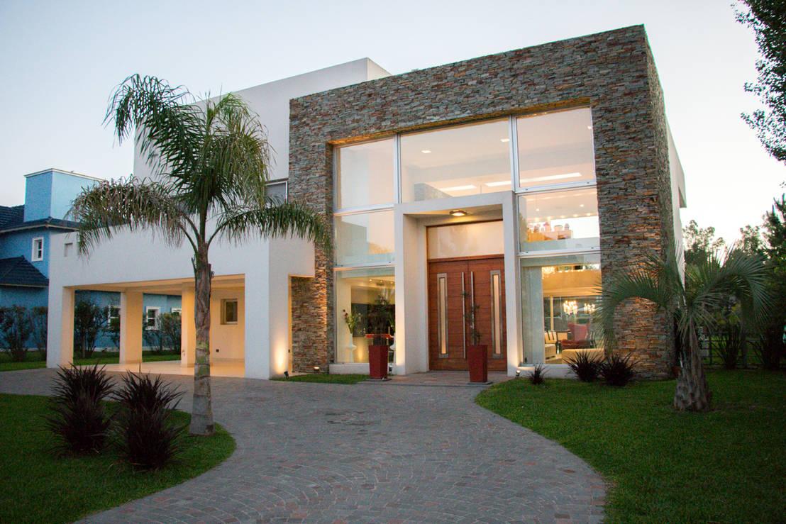 C mo puedo dise ar la entrada de mi casa - Como disenar mi casa ...