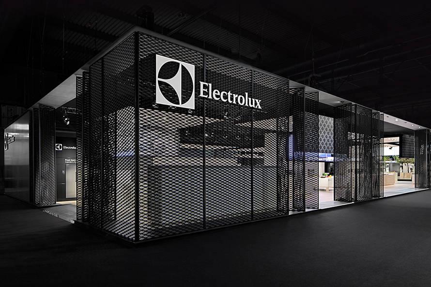 d art design gruppe gmbh electrolux auf der eurocucina 2014 in mailand homify. Black Bedroom Furniture Sets. Home Design Ideas