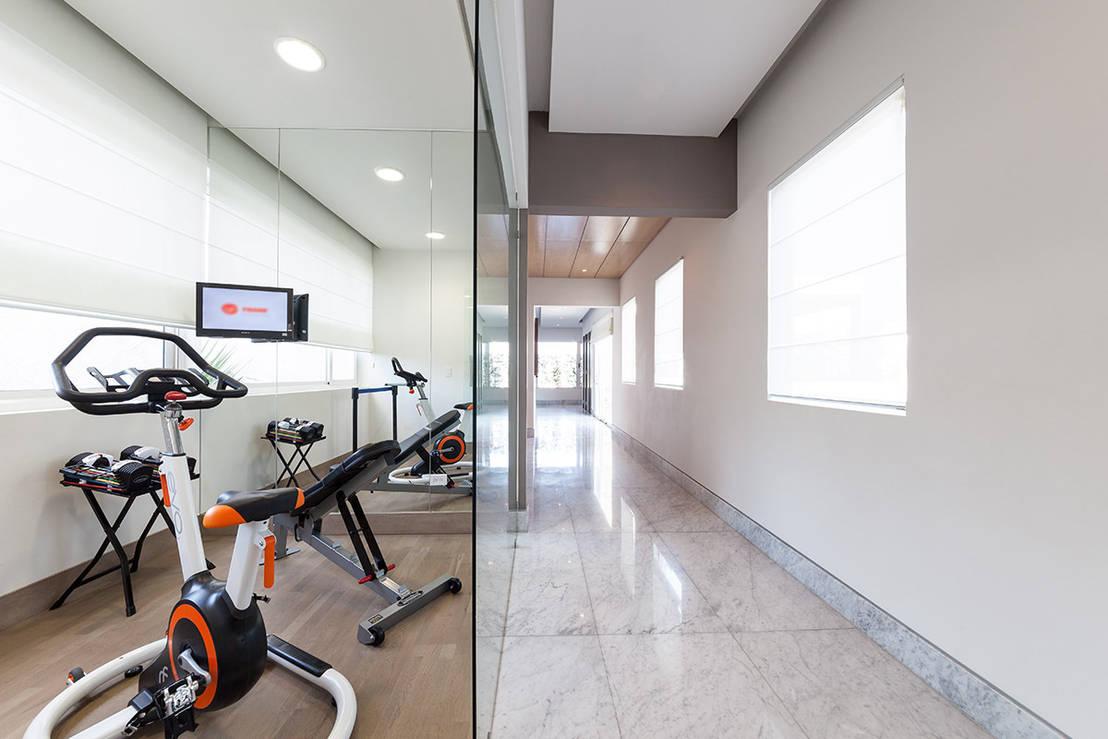 5 pasos para dise ar un gimnasio en casa - Gimnasios en casa ...