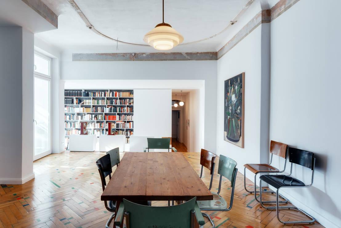 wohnen im prenzlauer berg. Black Bedroom Furniture Sets. Home Design Ideas