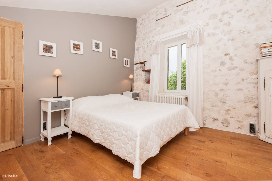 Idee deco chambre parents for Decoration murale pour chambre adulte