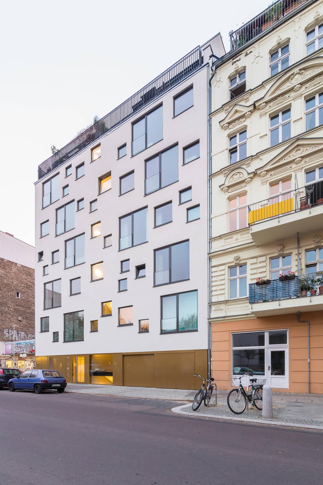 homify 360 stadthaus berlin prenzlauer berg. Black Bedroom Furniture Sets. Home Design Ideas