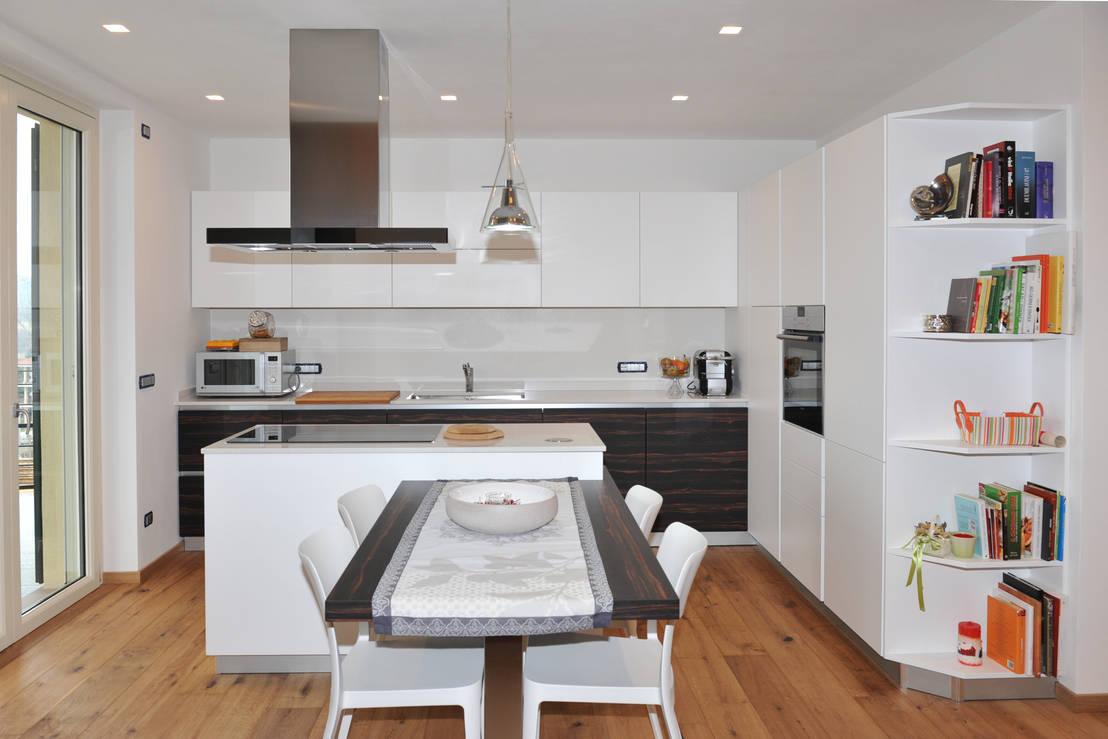 Una proposta d arredo per gli interni di casa for Architettura interni case
