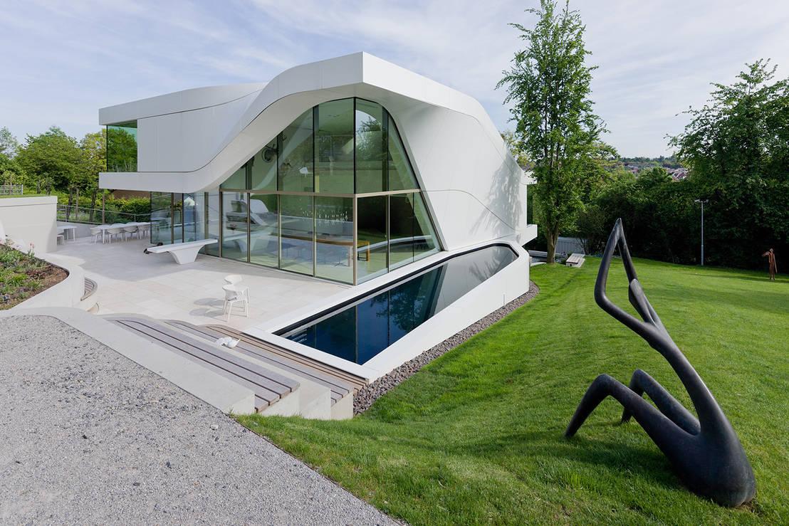 Grote huizen naar groots nederlands ontwerp for Casa ultramoderna