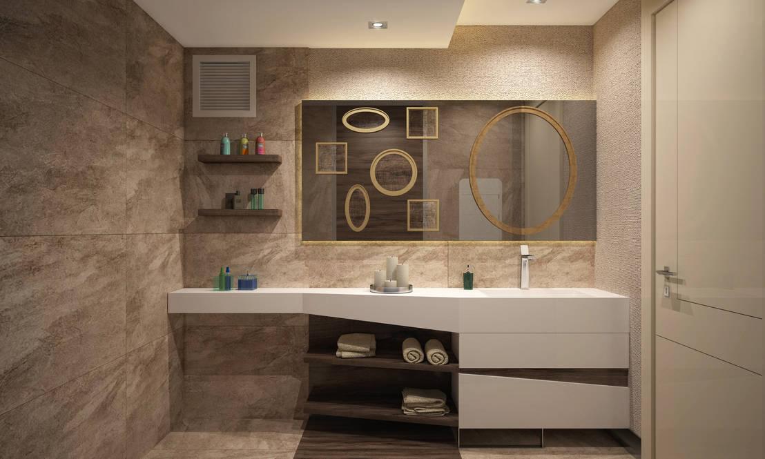 Banheiros Modernos De 2015 : Ideias de decora??o para banheiros