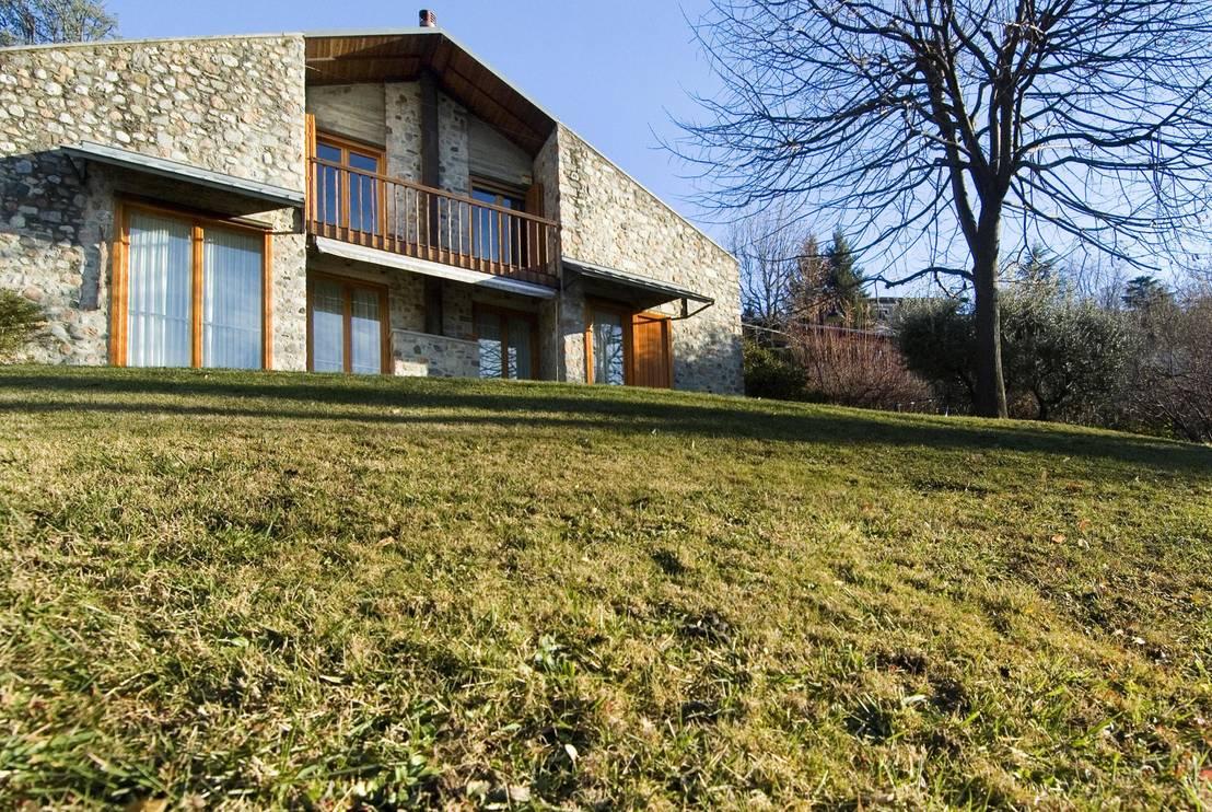Les plus belles maisons en pierre du monde for Facciate di case in mattoni e pietra