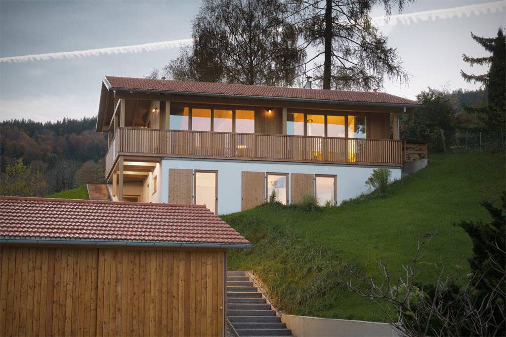 Marbach Tapeten homify 360 wohnhaus in den bergen in oberbayern