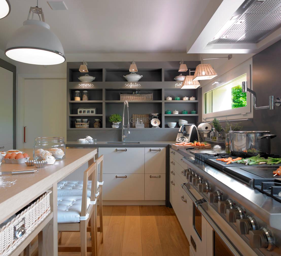 Ahorro y eficiencia energ tica en el interior de la for Vivienda interior