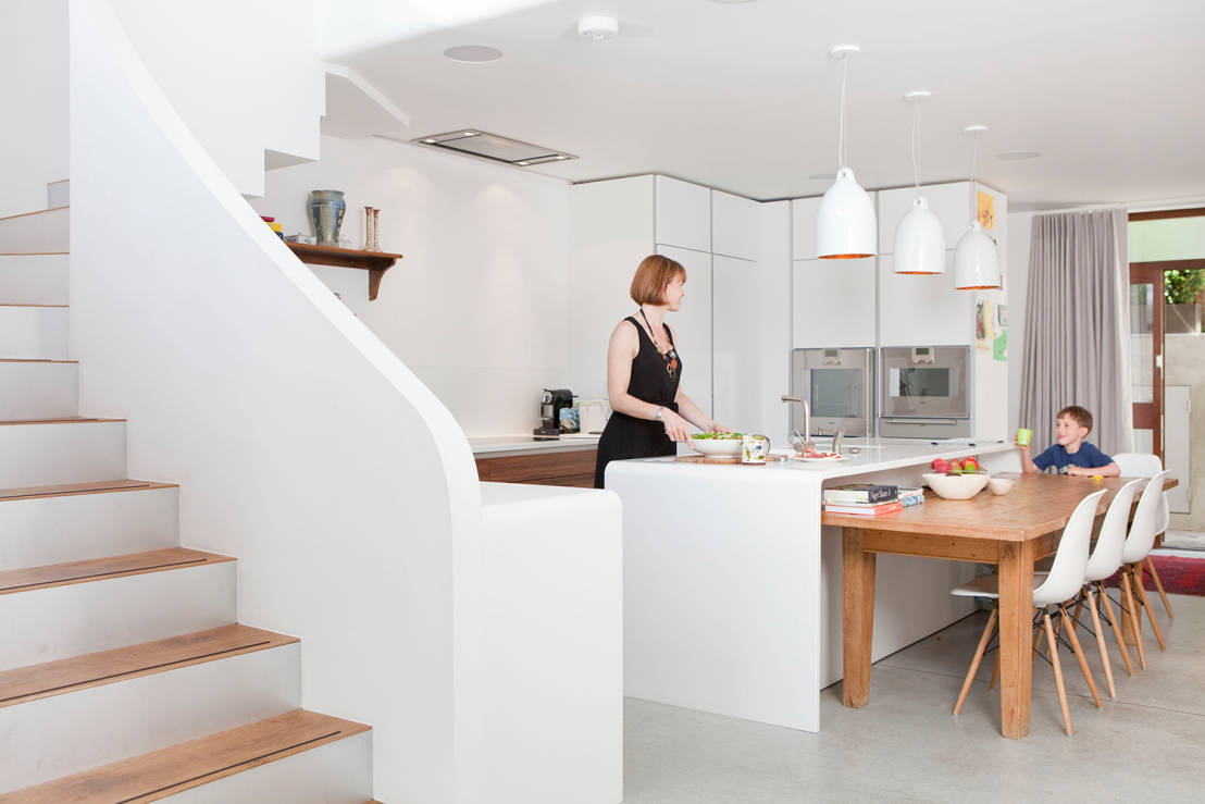 6 Ways To Make A Small Kitchen Look Bigger