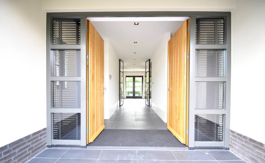 10 inspirerende voorbeelden voor de inrichting van je hal - Huis entree van hal ...