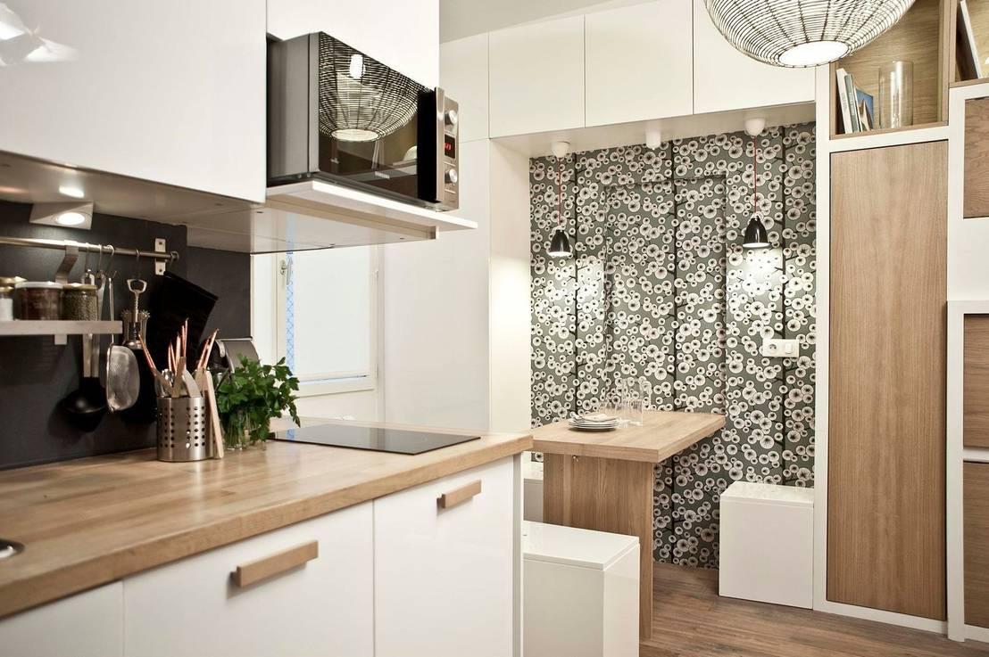 Tips Compacte Keuken : Zo doe je het: het meeste maken van een compacte keuken!