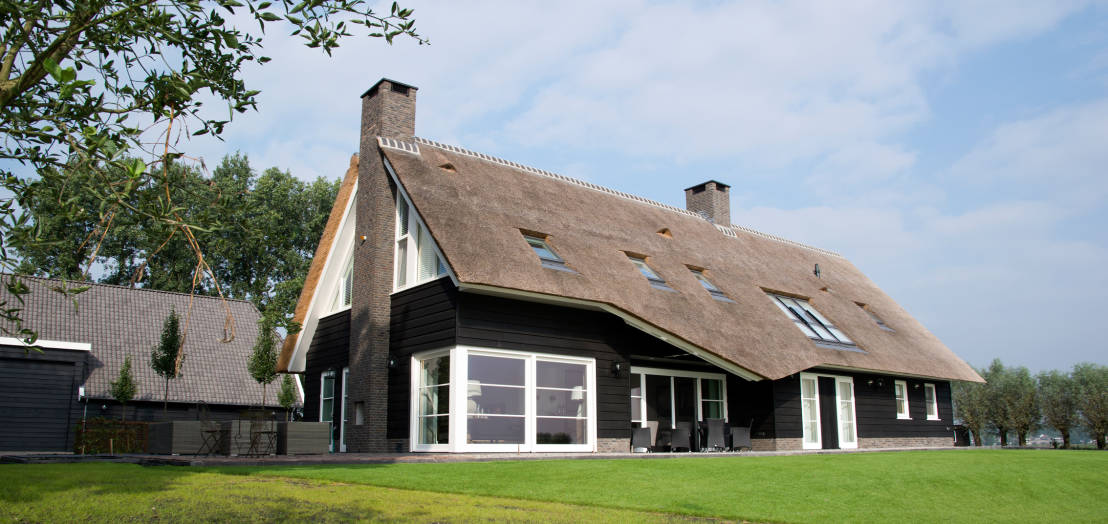 Landelijk wonen in soest door building design architectuur for Architect landelijk