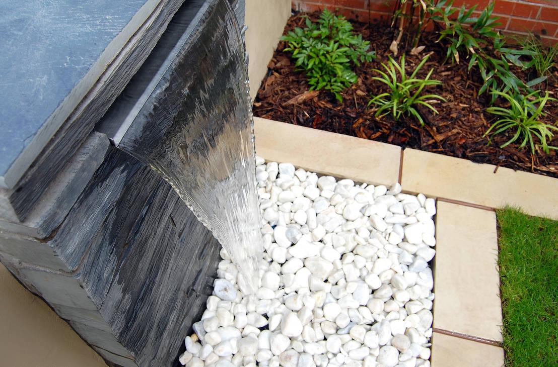 6 idee per le fontane moderne da giardino for Idee giardino moderno