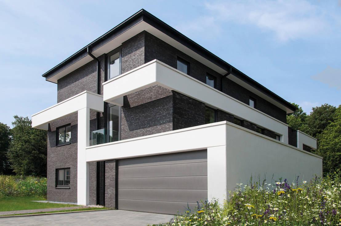 Homify 360 modernes mehrgenerationenhaus for Modernes wohnhaus