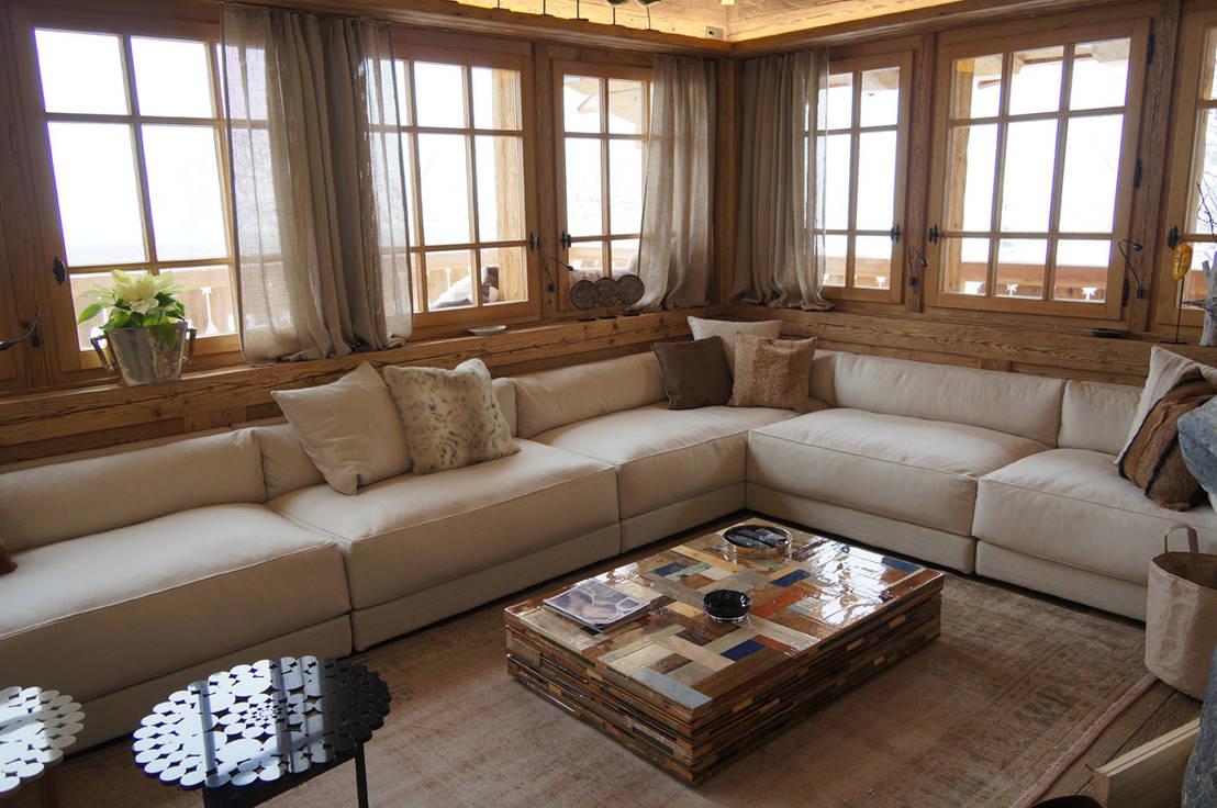 Come arredare il soggiorno dandogli un atmosfera rilassante for Arredare il soggiorno