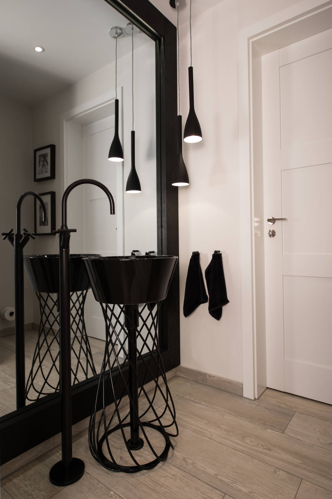 7 ausgefallene ideen f r 39 s bad. Black Bedroom Furniture Sets. Home Design Ideas