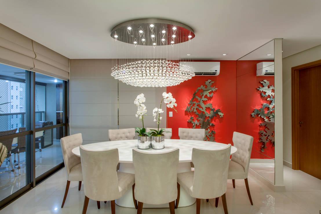 Conjunto Sala De Jantar Luxo ~ Cadeiras de jantar que valorizam sua sala