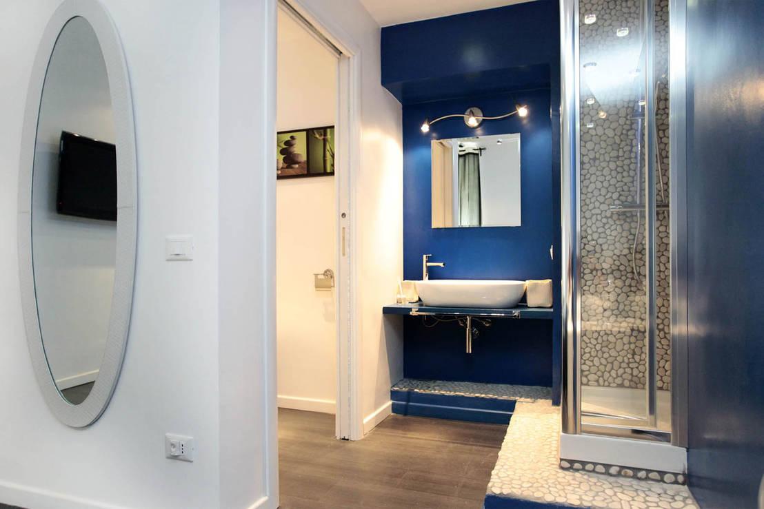 Come arredare un bagno davvero moderno colori e tendenze - Arredare il bagno moderno ...