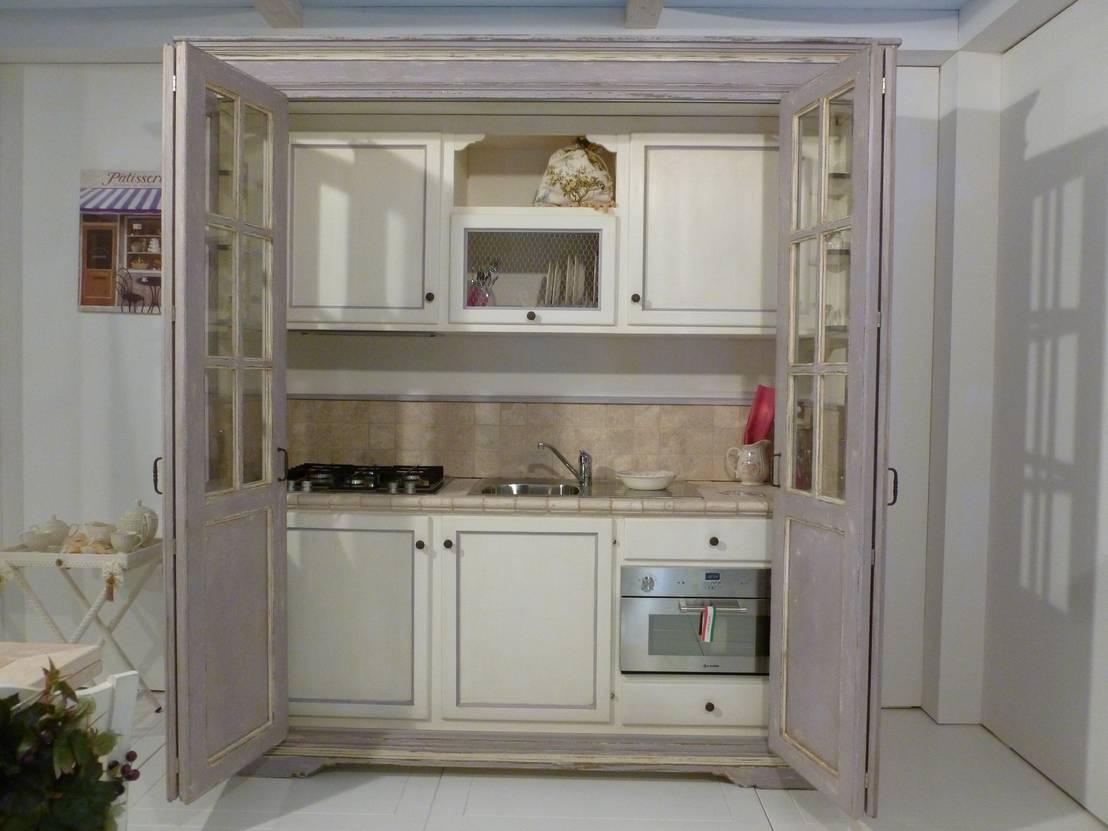 Cucina nuova trova la dimensione giusta per te - Dimensione pensili cucina ...