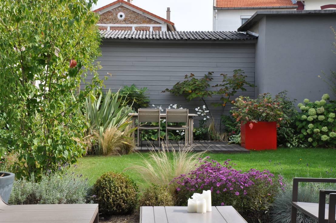 8 solutions pour renforcer l 39 intimit de son jardin for Deco terrasse exterieur maison