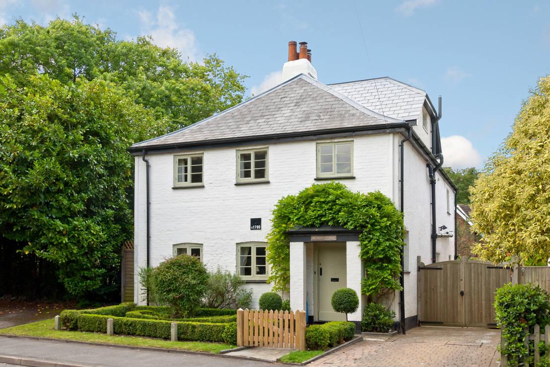 Una vieja casa se transforma en un hogar moderno y fant stico - Kleurenkaart grijze verf ...