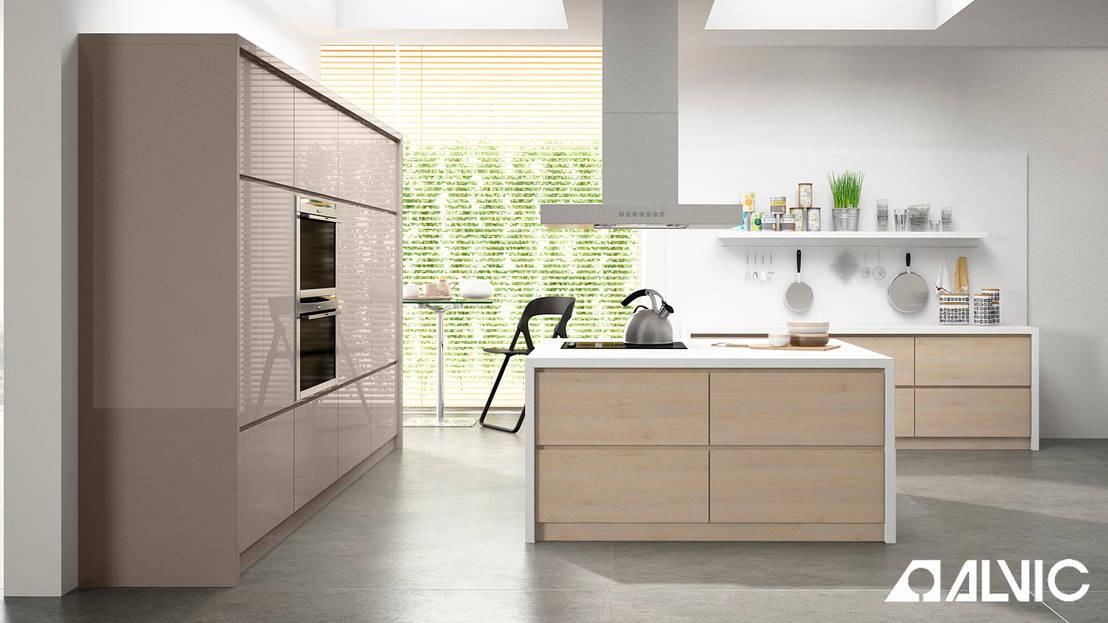 Configurador de colores alvic par alvic homify for Configurador de cocinas