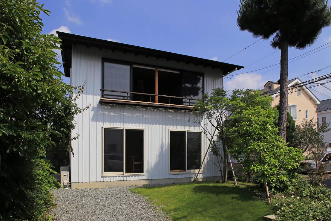 Une maison de 82 m tr s bon march - La residence eb par replinger hossner architects ...
