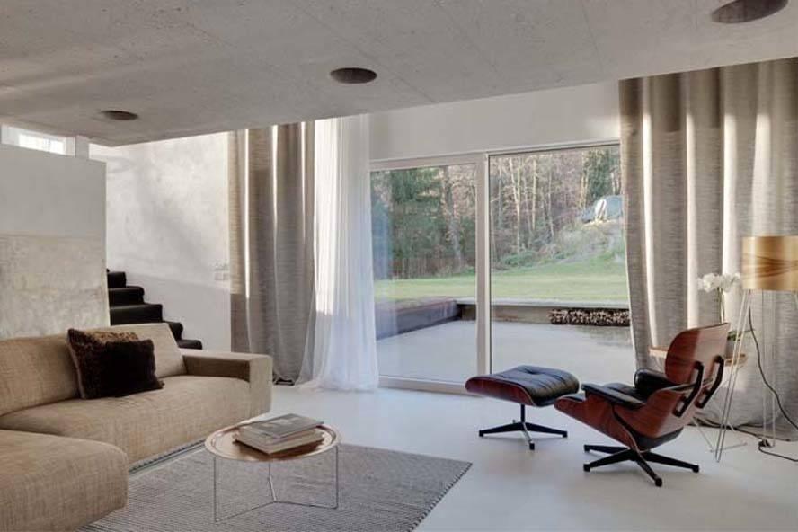 Ideen für ein graues wohnzimmer