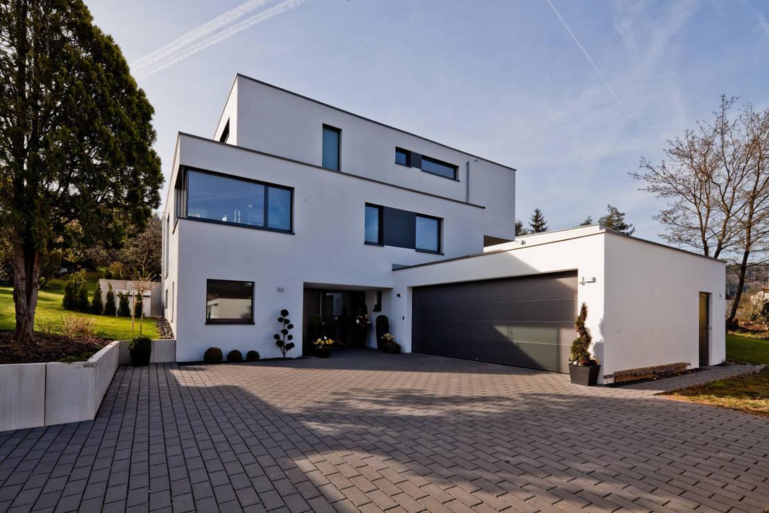 Wie mache ich mein flachdach zum absoluten highlight for Einfamilienhaus modern
