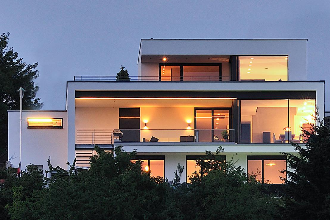 haus rheinblick von wirges klein architekten homify. Black Bedroom Furniture Sets. Home Design Ideas