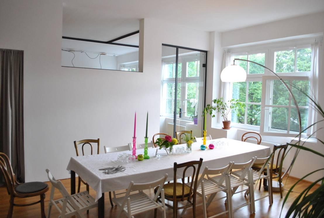 wohnen und arbeiten de quint it deutschland gmbh homify. Black Bedroom Furniture Sets. Home Design Ideas
