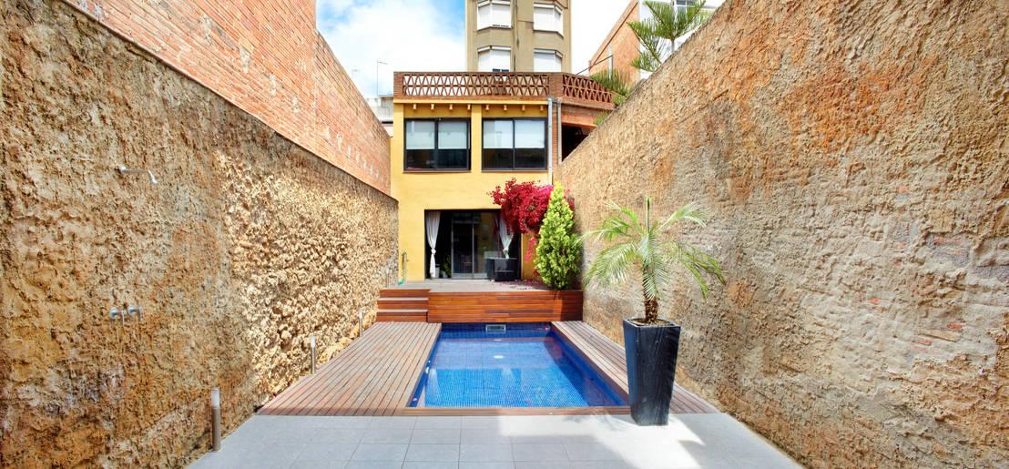 19 cercas para tu casa que todos tus vecinos van a querer for Casa minimalista definicion