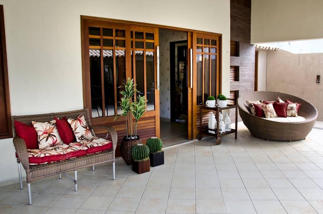 Las mejores puertas para el patio y la terraza estilos for Puertas para patios modelos
