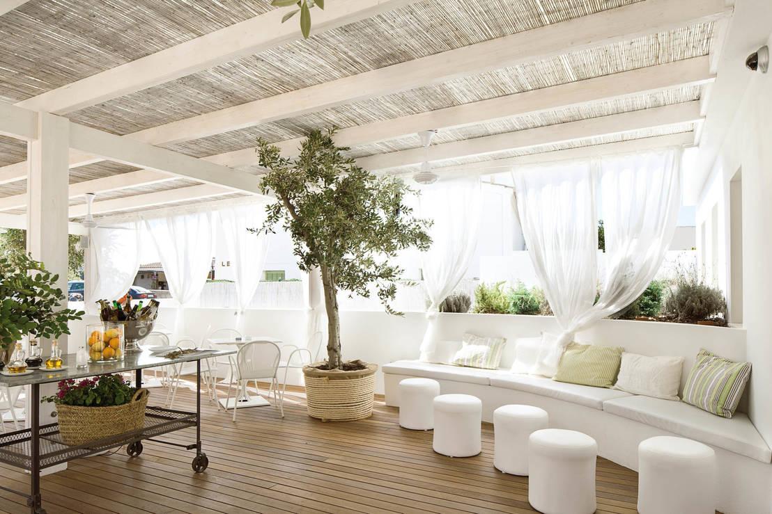 5 idee per progettare casa tutta in bianco