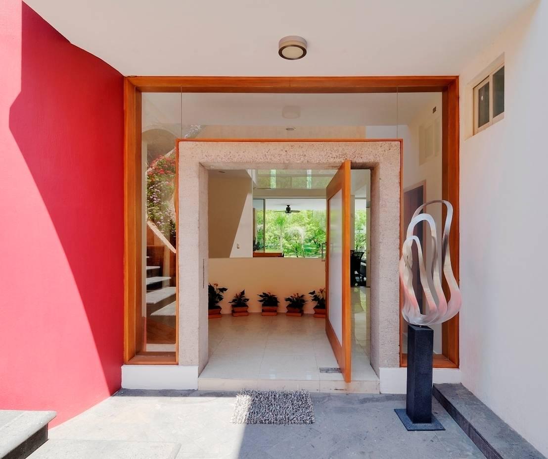 Puertas 5 originales dise os que dan la bienvenida for Disenos de puertas exteriores