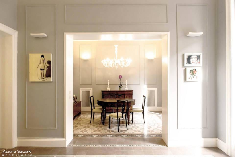 6 elementi necessari per una casa in stile classico moderno for Arredare casa in stile classico