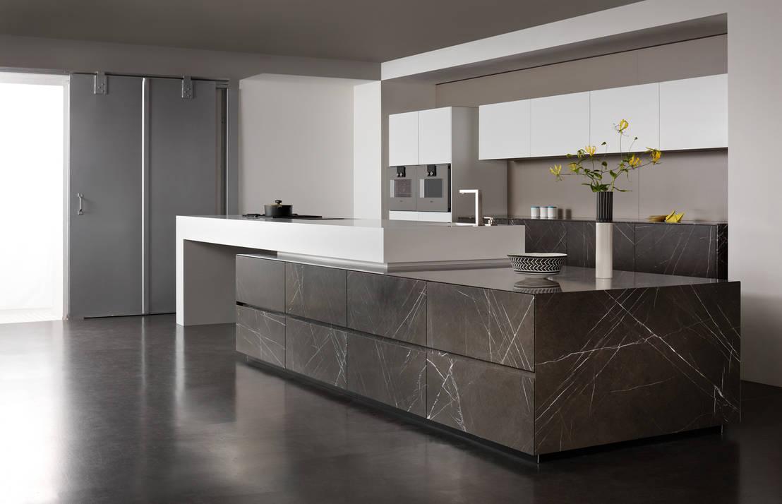 10 moderne kücheninseln