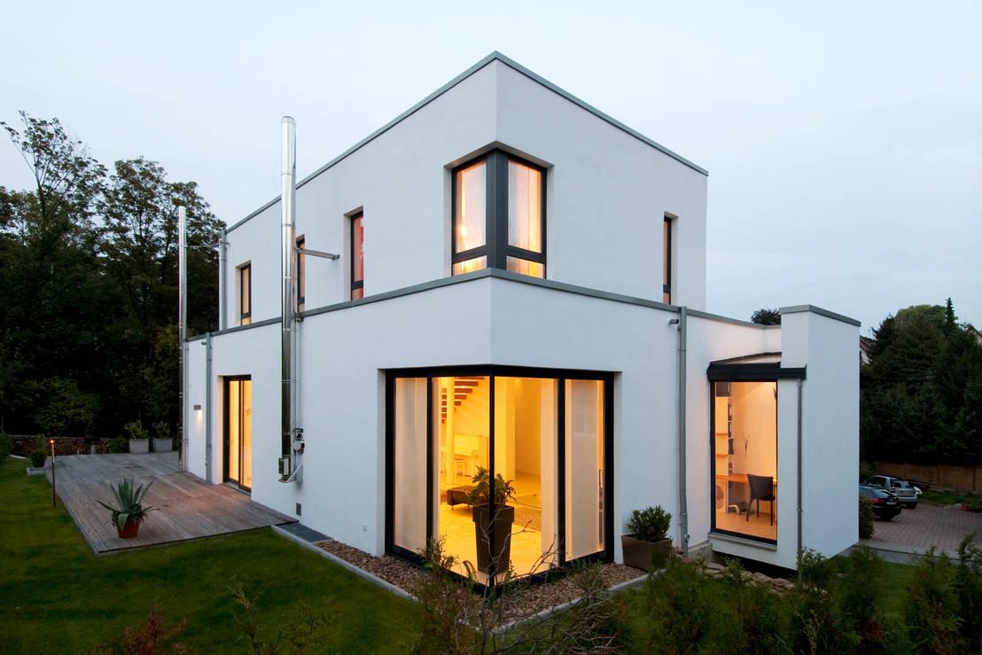 Une maison familiale l 39 int rieur formidable - Creer style minimaliste maison familiale ...