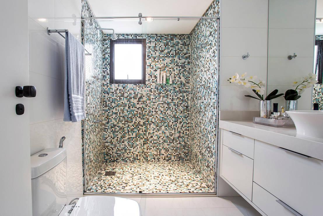 Cancel Para Baño Rio Bravo:Bathroom Design