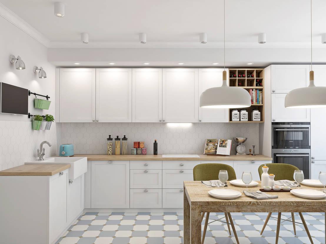 10 belas cozinhas planejadas for Cocinas paralelas