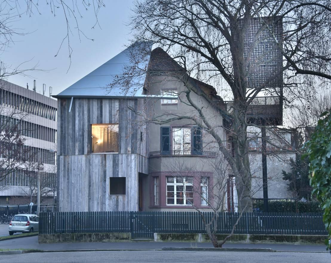 Das phantom von basel - Architekturburo basel ...