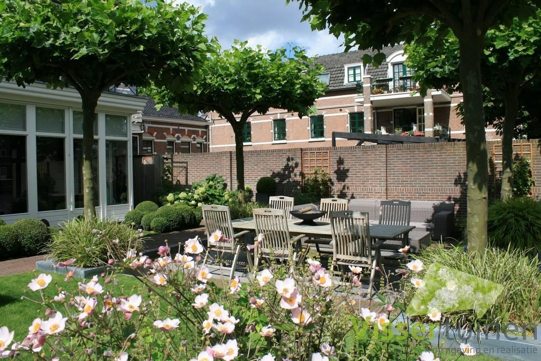 Zo maak je op een eenvoudige manier de mooiste bloemenborder - Maak een eigentijdse tuin aan ...