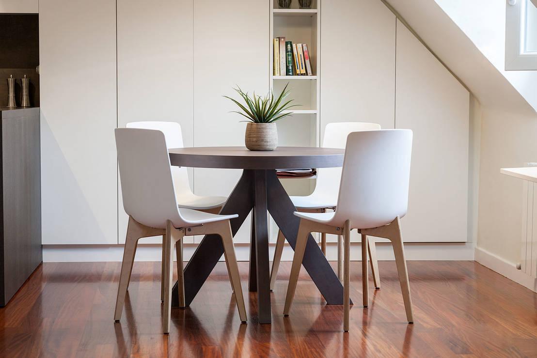 Haz que tu comedor peque o luzca m s espacioso - Muebles para comedor pequeno ...