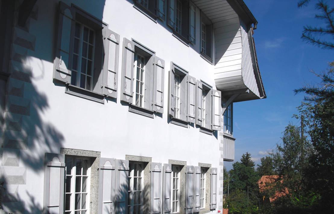 stockhaus im berner oberland von dr schmitz riol planungsgesellschaft mbh homify. Black Bedroom Furniture Sets. Home Design Ideas
