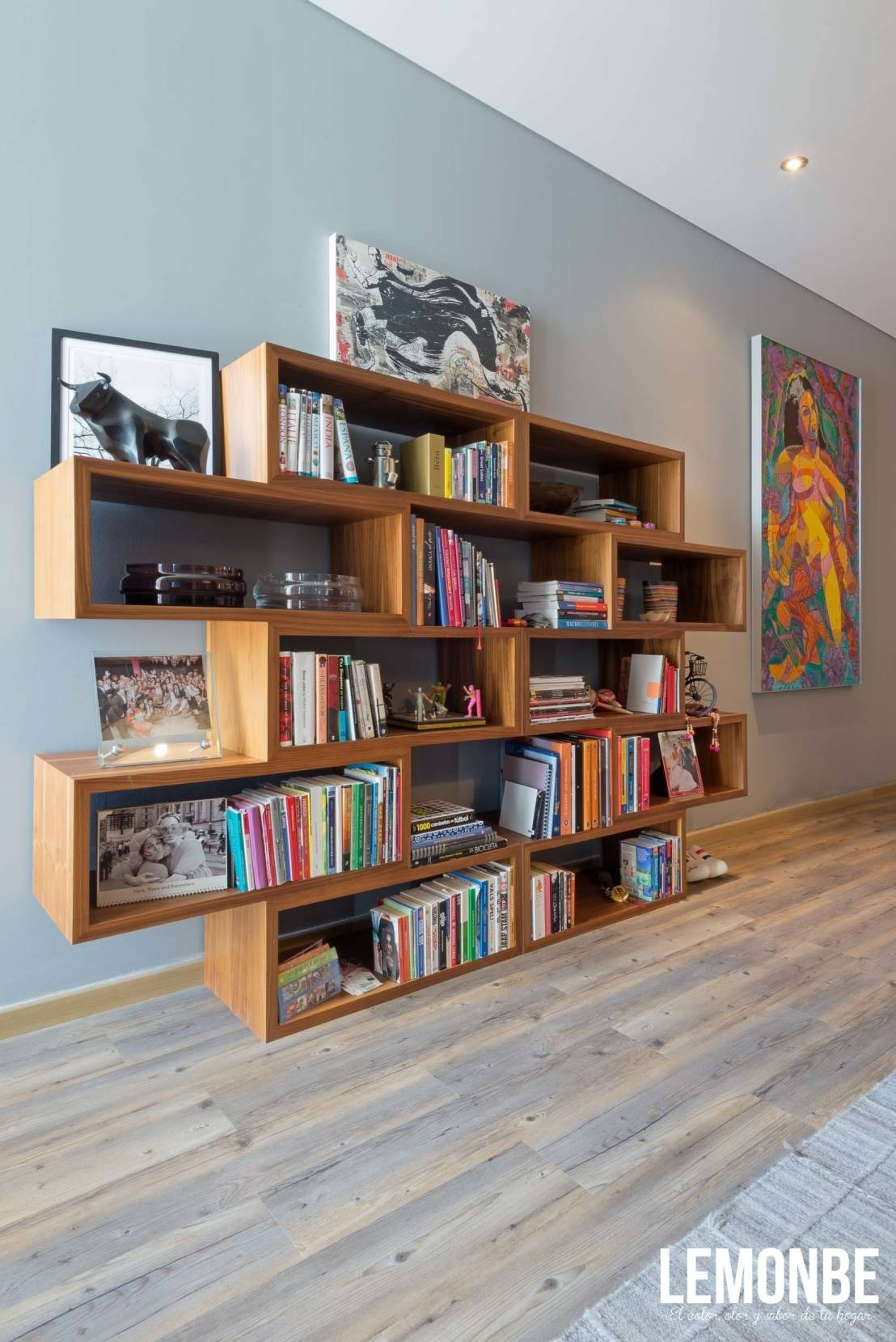 Peque as ideas para decorar los pasillos de tu casa for Ideas para decorar tu casa pequena