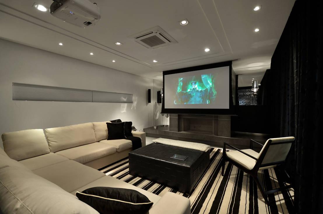 Ideias Para Sala De Tv ~ 10 ideias geniais para salas de TV