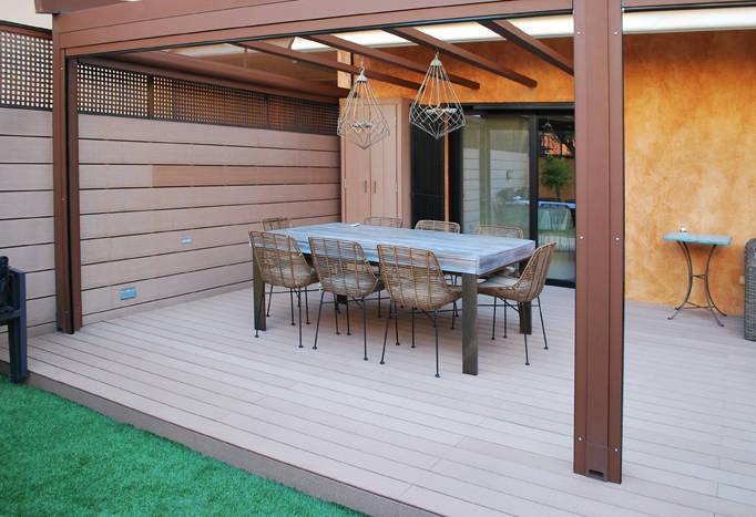 La utilidad de los armarios de exterior for Armarios para jardin exterior